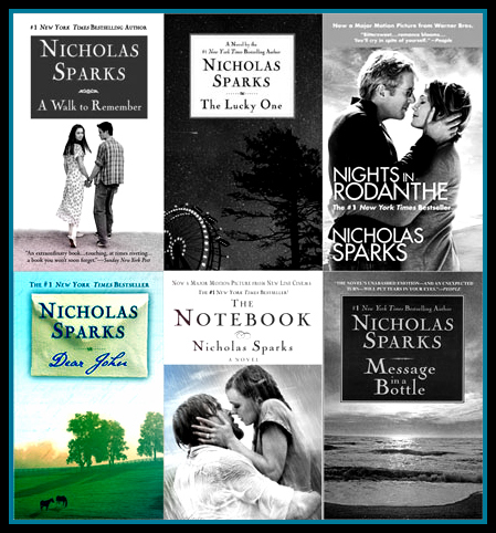 a biography of nicholas sparks an american writer best known for the notebook