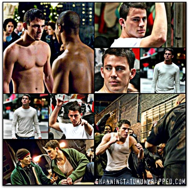 Channing Tatum in 'Fighting'