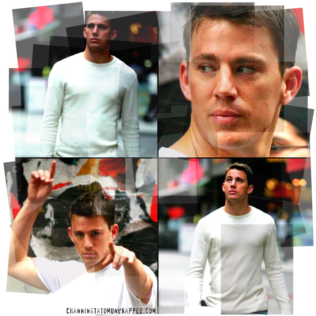 Channing Tatum in 'Fighting' - Wallpaper