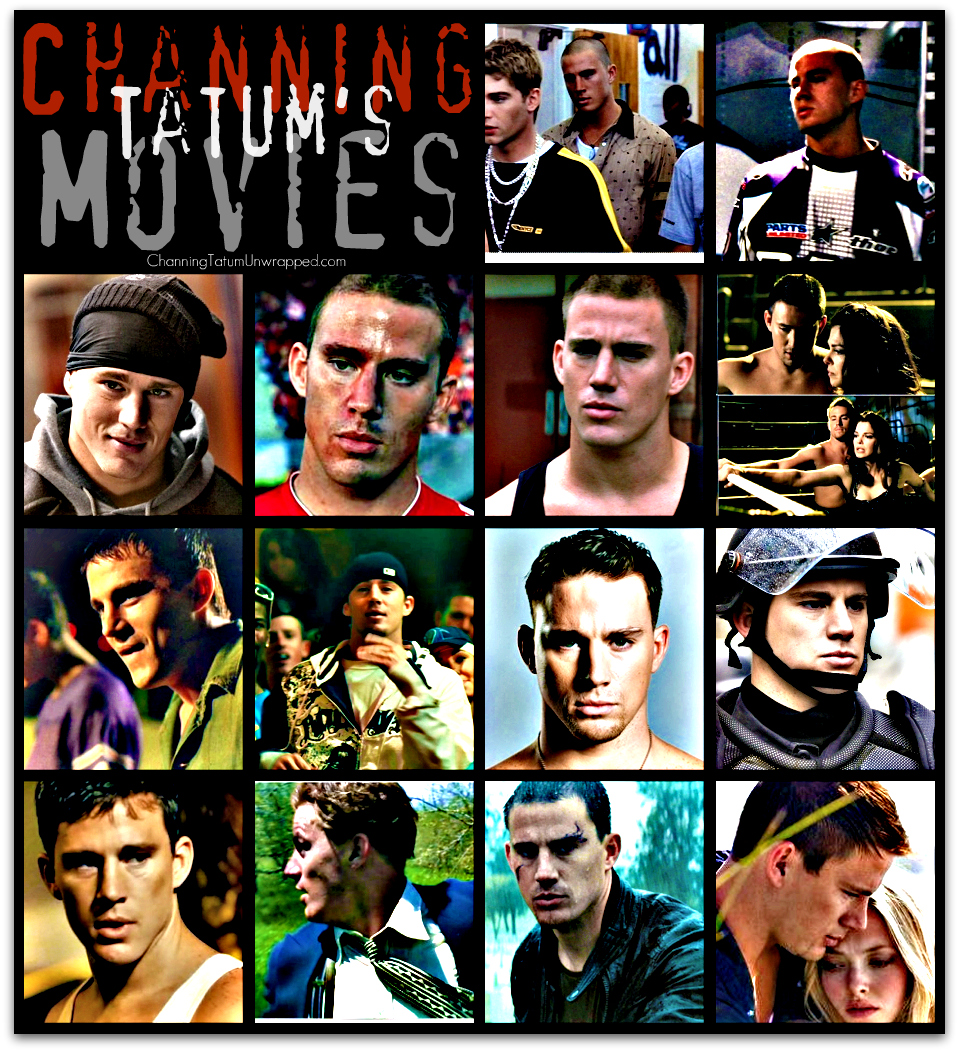 Channing Tatum's Movies