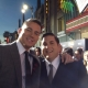 Channing Tatum and Jonah Hill at 21 Jump Street LA Premiere