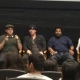 Channing Tatum, Rob Riggle, Ice Cube, and Jonah Hill on 21 Jump Street Regional Press Tour (DC)