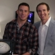 Channing Tatum on Jay Leno with Drew Brees
