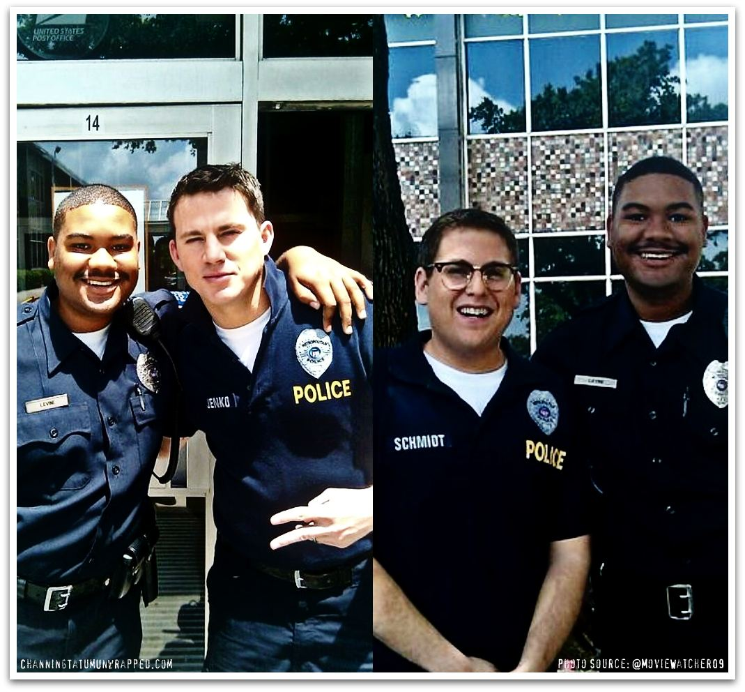 FIRST LOOK: Behind-the-Scenes on the Set of Channing Tatum and Jonah Hill's '21 Jump Street'