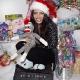 Jenna Dewan-Tatum Launching Alice + Olivia 2009 Toy Drive