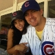 Channing Tatum and Jenna Dewan-Tatum at Cubs Game (June 19, 2010 via @jenacherry)