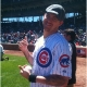 Channing Tatum at Cubs Game (June 19, 2010)