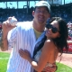 Channing Tatum and Jenna Dewan-Tatum at Cubs Game Featured (June 19, 2010)