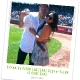 Channing Tatum and Jenna Dewan-Tatum at Cubs Game Wallpaper (June 19, 2010)