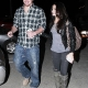 Channing Tatum and Jenna Dewan Leaving Movie Theater (January 2, 2010)