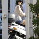 Channing Tatum and Jenna Dewan-Tatum Scootering Around Ischia, Italy