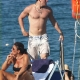 Channing Tatum and Jenna Dewan-Tatum in Ischia, Italy