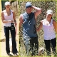 Channing Tatum and Jenna Dewan-Tatum Walking Meeka and Lulu at Runyon Canyon (Featured)