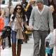 Channing Tatum and Jenna Dewan Shopping in Soho