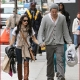 Channing Tatum and Jenna Dewan Shopping in Soho