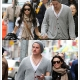 Channing Tatum and Jenna Dewan Shopping in Soho (Wallpaper)