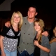 Channing Tatum with Fans at a Ceilidh in Achiltibuie, Scotland