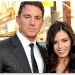 Channing Tatum and Jenna Dewan at the 'GI Joe Rise of Cobra Premiere' in Los Angeles