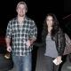 Channing Tatum and Jenna Dewan Leaving Movie Theater (January 2, 2010)