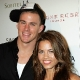 Channing Tatum and Jenna Dewan at Stone Rose Lounge
