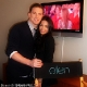 Chan and Jenna at Ellen Degeneres Show