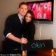 Chan and Jenna at Ellen Degeneres Show