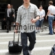 Channing Tatum at LAX (June 2010)