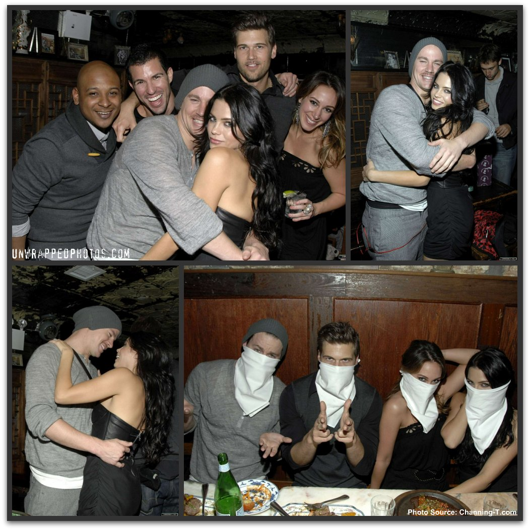 Inside Channing Tatum's Birthday Party…