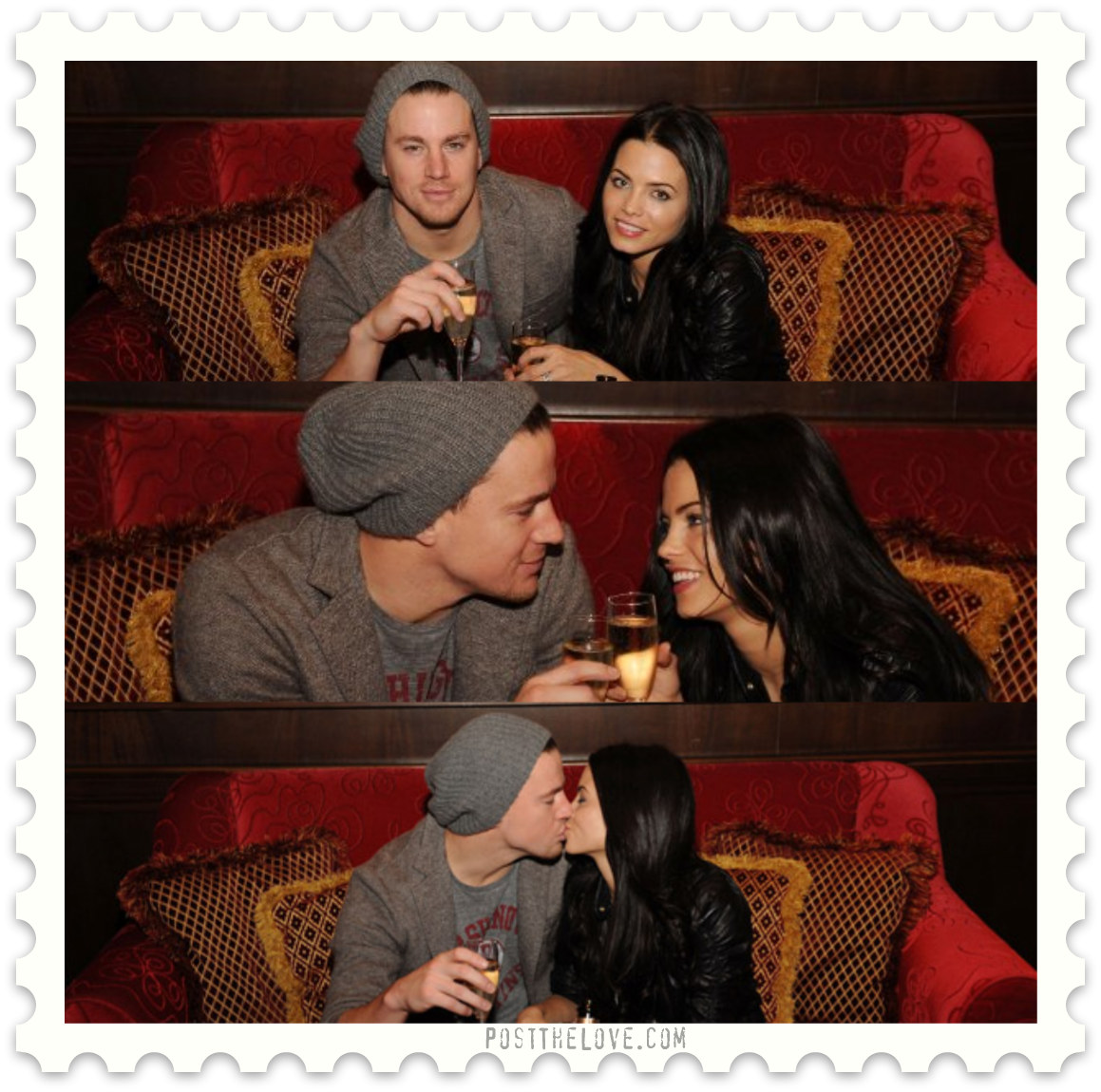 Channing Tatum and Jenna Dewan-Tatum's Vegas Date Night