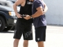Channing at Gym