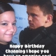 Happy Birthday, Channing!!