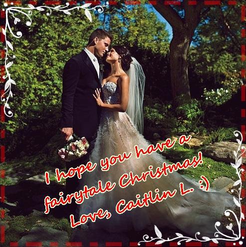 Jenna Dewan Wedding Unwrapped Photos