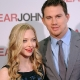 Amanda Seyfried and Channing Tatum at 'Dear John' London Premiere