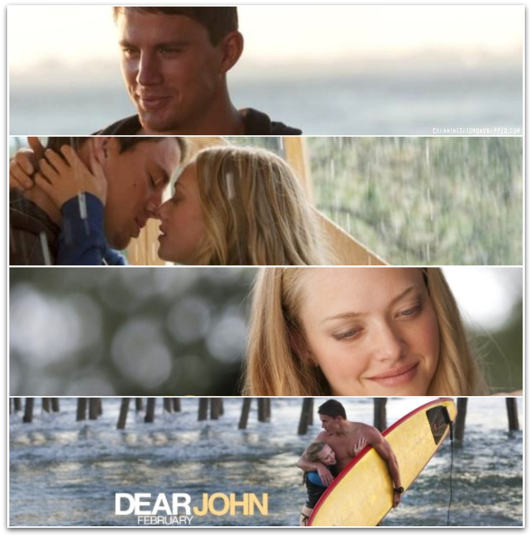 New Wallpapers and Set Photos for Channing Tatum's 'Dear John'