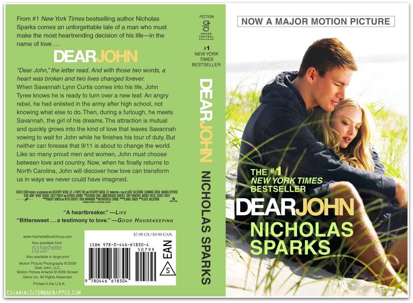 Dear John by Nicholas Sparks (ebook)