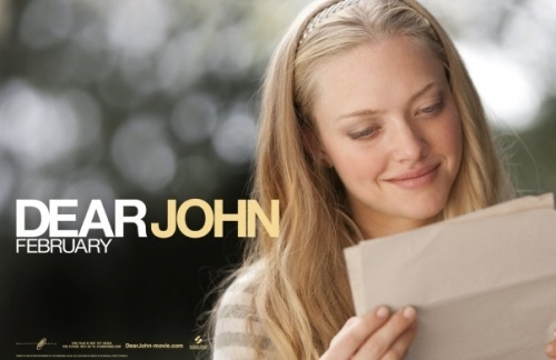 Amanda Seyfried in 'Dear John'