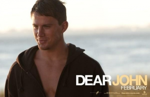 Channing Tatum in 'Dear John'