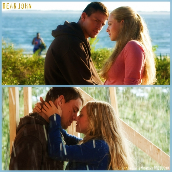 Channing Tatum and Amanda Seyfried in 'Dear John'  Promotional Stills