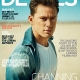 Channing Tatum Covers February 2010 Issue of Details