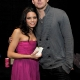 Channing Tatum and Jenna Dewan-Tatum at Dizzy Feet Foundation 2009 Benefit Gala