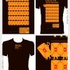 'Eagle of the Ninth' Stunt Crew Shirt Design