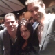 Channing Tatum,  Jenna Dewan-Tatum, and Reid Carolin at 'Earth Made of Glass' Premiere at Tribeca Film Festival