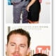 Channing Tatum and Jenna Dewan-Tatum at 'Earth Made of Glass' Premiere at Tribeca Film Festival (Cropped)