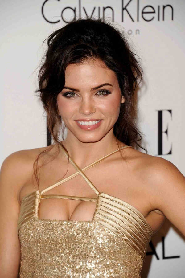 Jenna Dewan Arrives at ELLE's 18th Annual Women in Hollywood Tribute