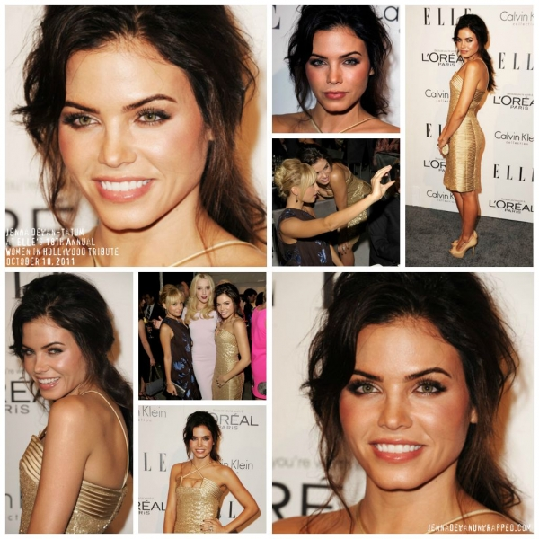 Jenna Dewan at ELLE's 18th Annual Women in Hollywood Tribute