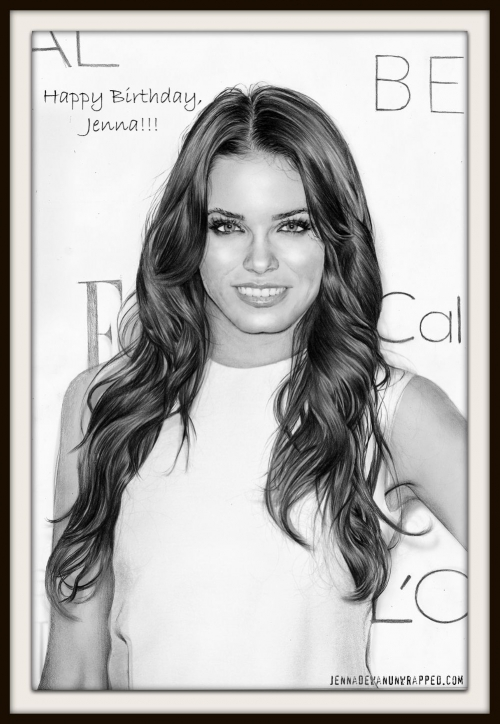 Happy Birthday, @JennalDewan!!!