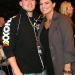 Channing Tatum with Fan at StrikeForce Event Promoting 'Fighting'