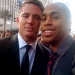 Channing Tatum with Fan at 'G.I. Joe: Rise of Cobra' LA Premiere
