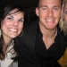 Channing Tatum with Fans at Pre-Oscar Party