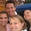 Channing Tatum with Fans at the 'Hairspray' Premiere